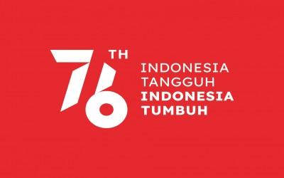 Tema dan Logo Peringatan Hari Ulang Tahun ke-76 Kemerdekaan RI Tahun 2021