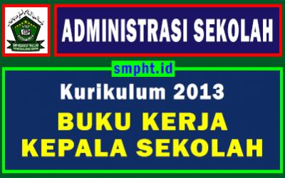 Buku Kerja Kepala Sekolah SMP/MTs Tahun 2021-2022