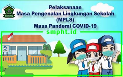 Materi dan Teknis Pelaksanaan MPLS Daring Masa Pandemi Jenjang SD-SMP-SMA-SMK Tahun Pelajaran 2021-2022